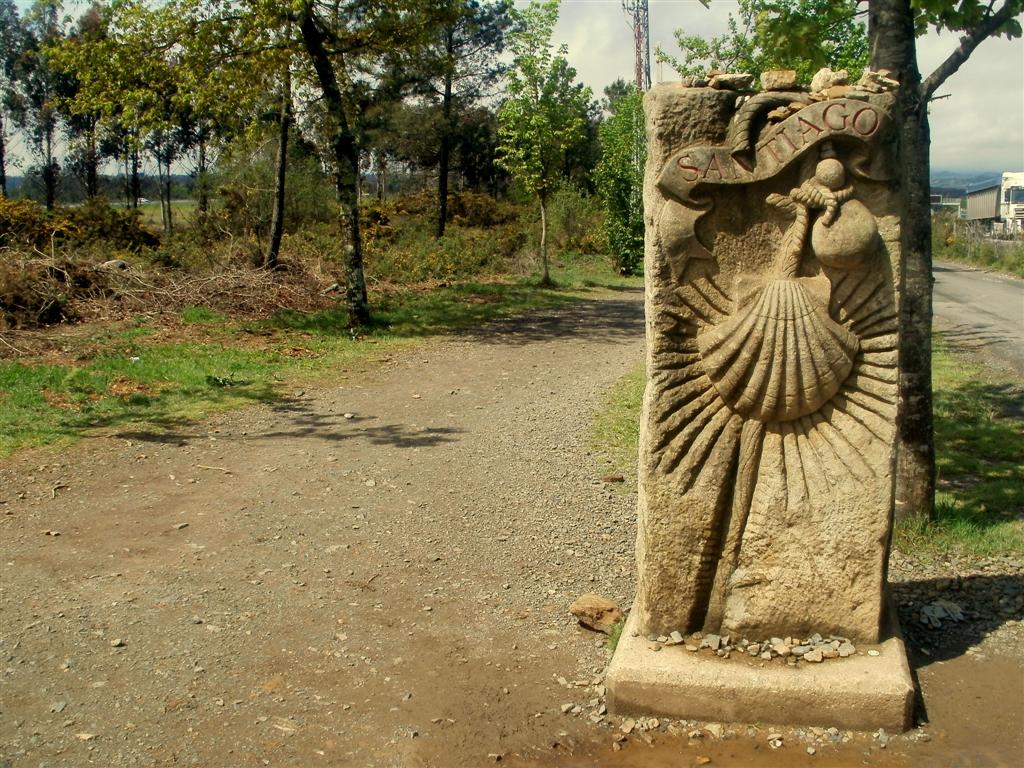 Camino de santiago franc s 2012 etapa 11 palas de rei for Ruta del mueble sarria